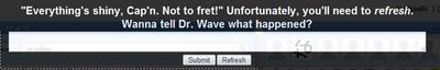 Dr. Wave